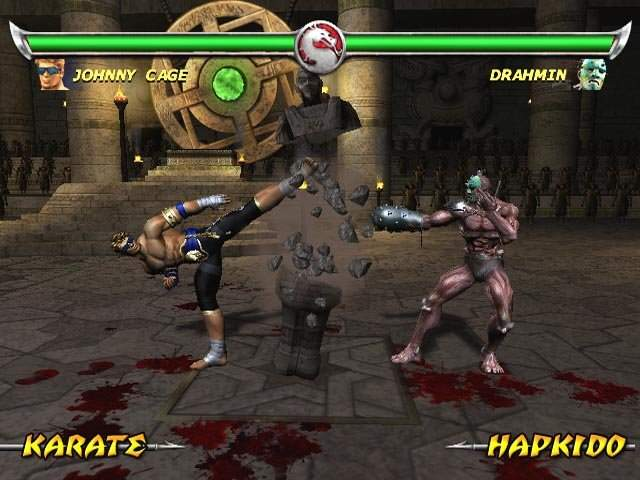 FREE DOWNLOAD GAME Mortal Kombat 5 Deadly Alliance RIP