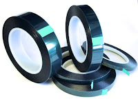 powder coating tape assortment
