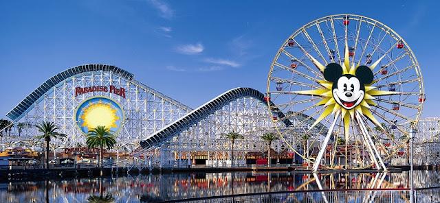 Quantos dias ficar em Anaheim