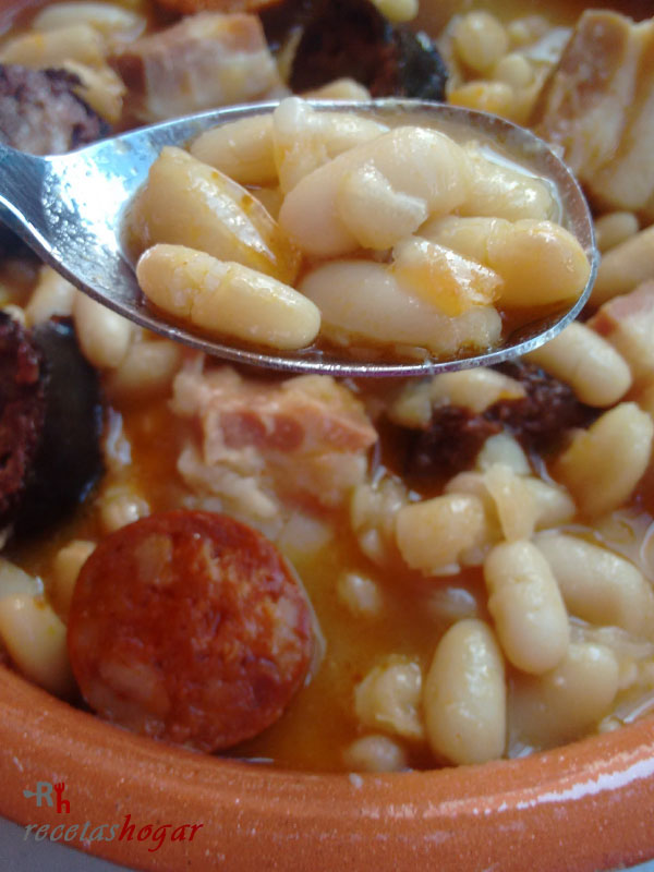 Deliciosa fabada asturiana