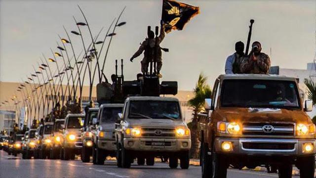 """""""EEUU contribuyó a establecimiento de Daesh para derrocar a Al-Asad"""""""
