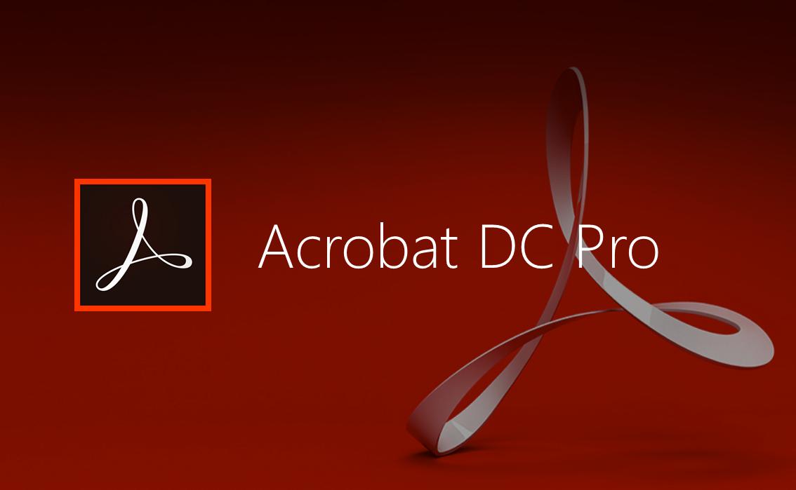 Adobe Acrobat Pro Logo