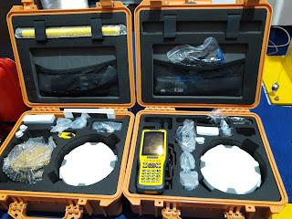 GPS Geodetic V60