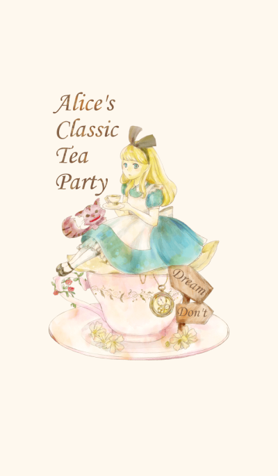 Alice's Classic Tea Party