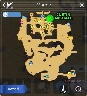 Morroc Bard Minstrel Justin Michael