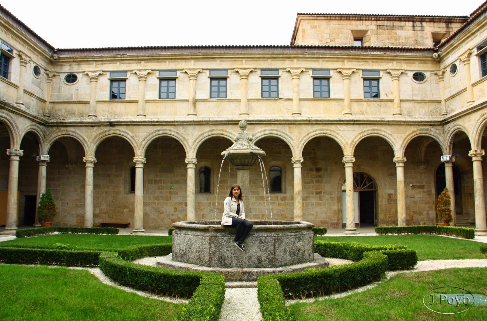 Monasterio de San Clodio, Orense