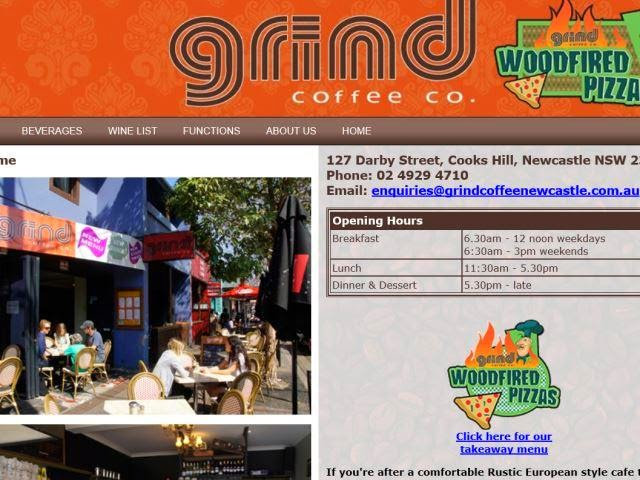 Grind Coffee Darby Street Cooks Hill NSW 2300