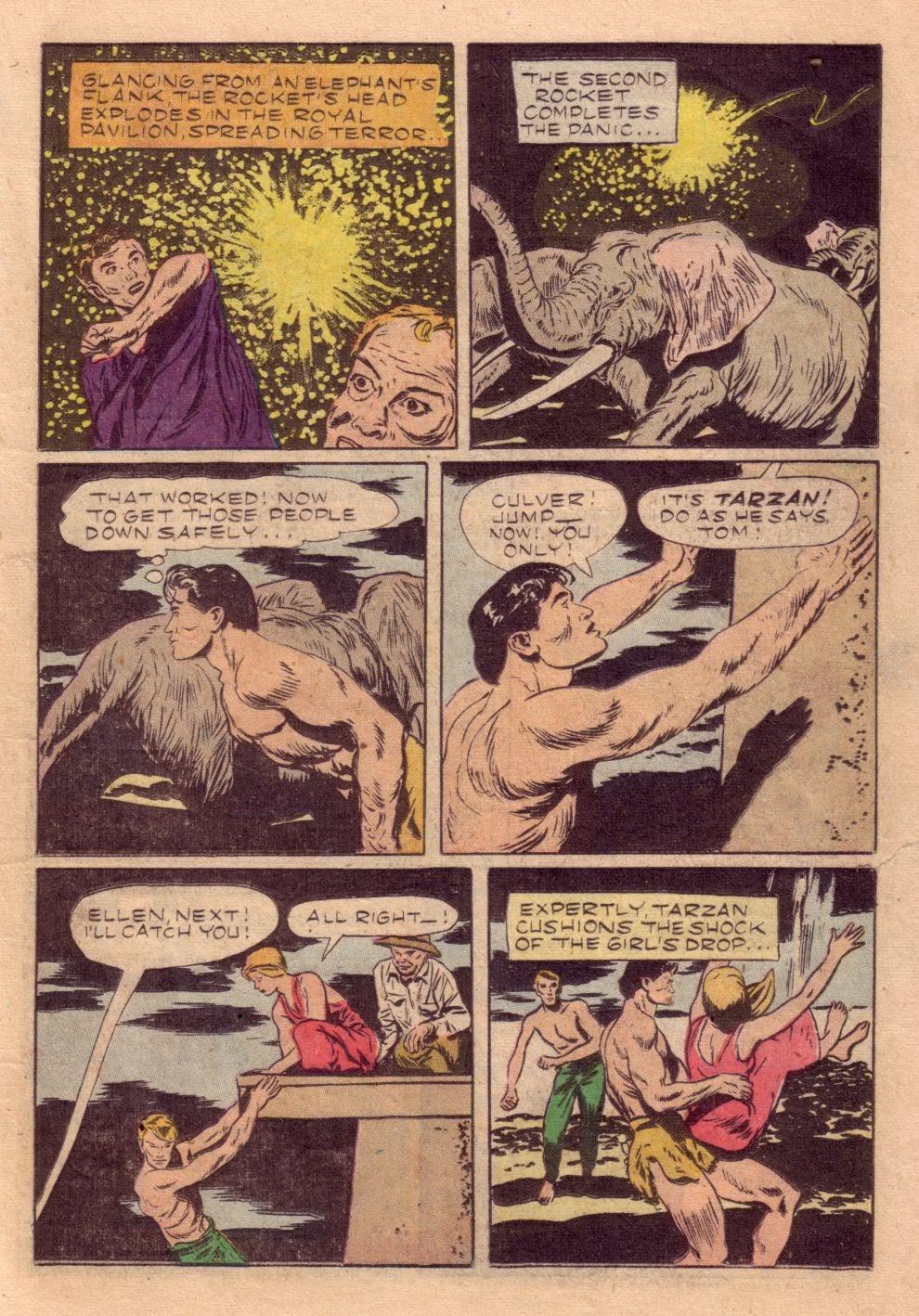 Tarzan (1948) issue 40 - Page 19