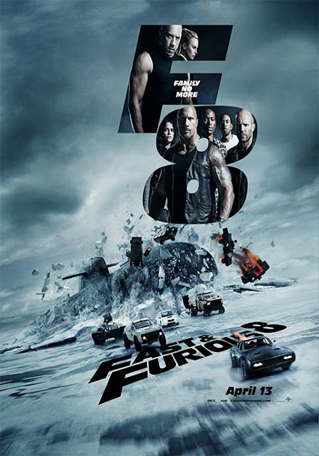 Bosbioskop The Fate Of The Furious 8 (2017)