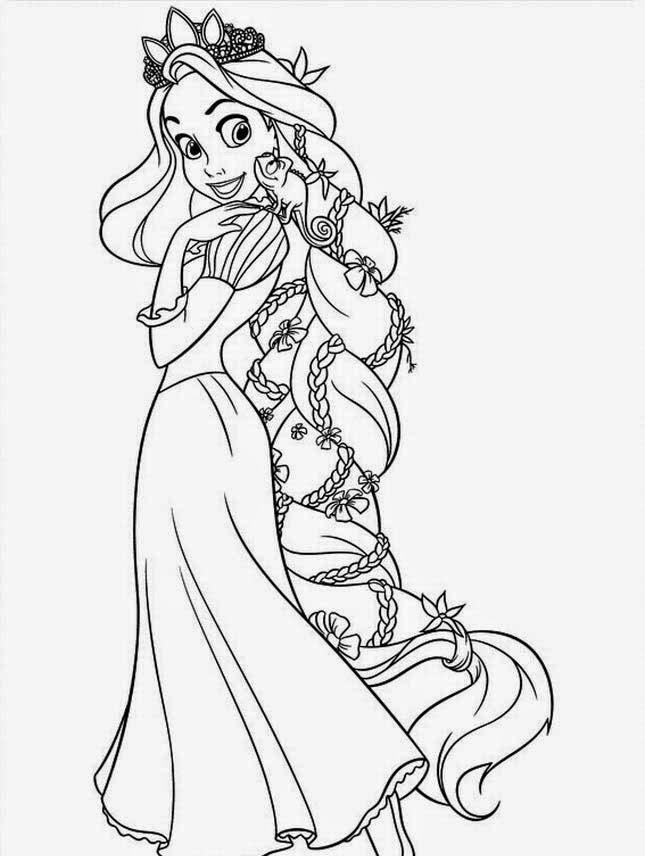 Bauzinho Da Web Bau Da Web Desenhos De Enrolados Rapunzel