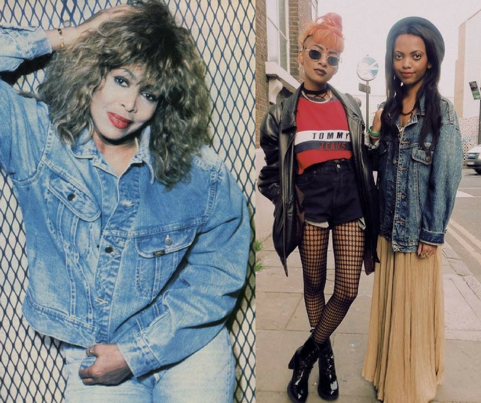 Central Das Divas 26 Looks Da Década De 1980 Para As Pretas