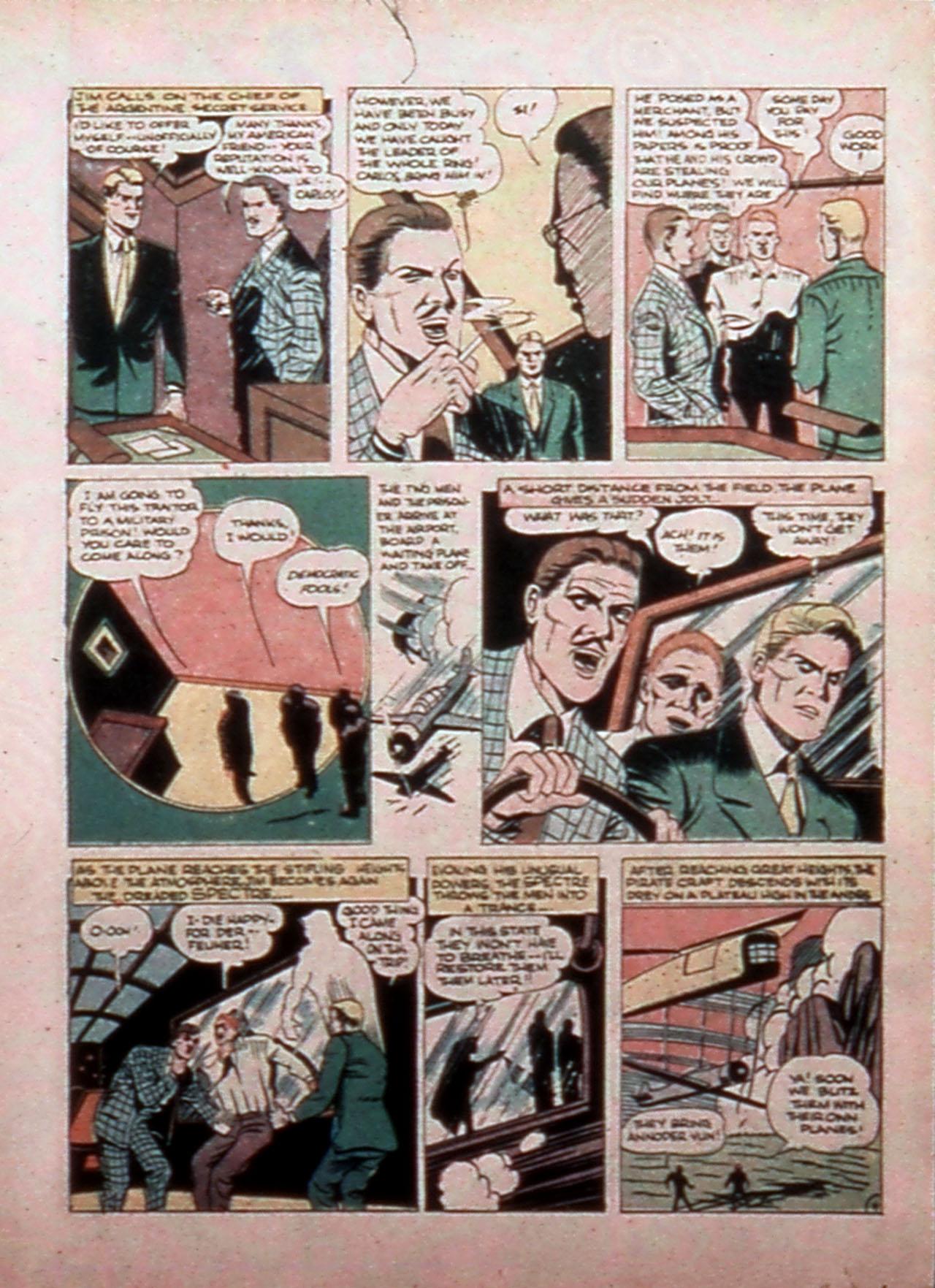 Read online All-Star Comics comic -  Issue #9 - 17