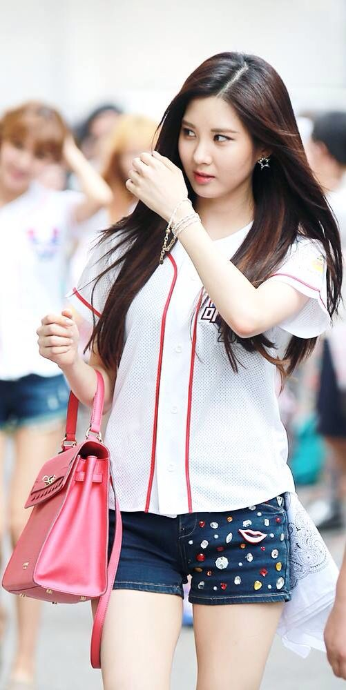 update 25 airport fashion seohyun snsd terbaru