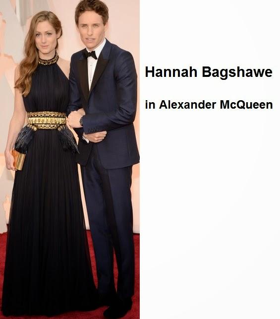 Hannah%2BBagshawe%2Bin%2BAlexander%2BMcQueen - Look Óscares 2015