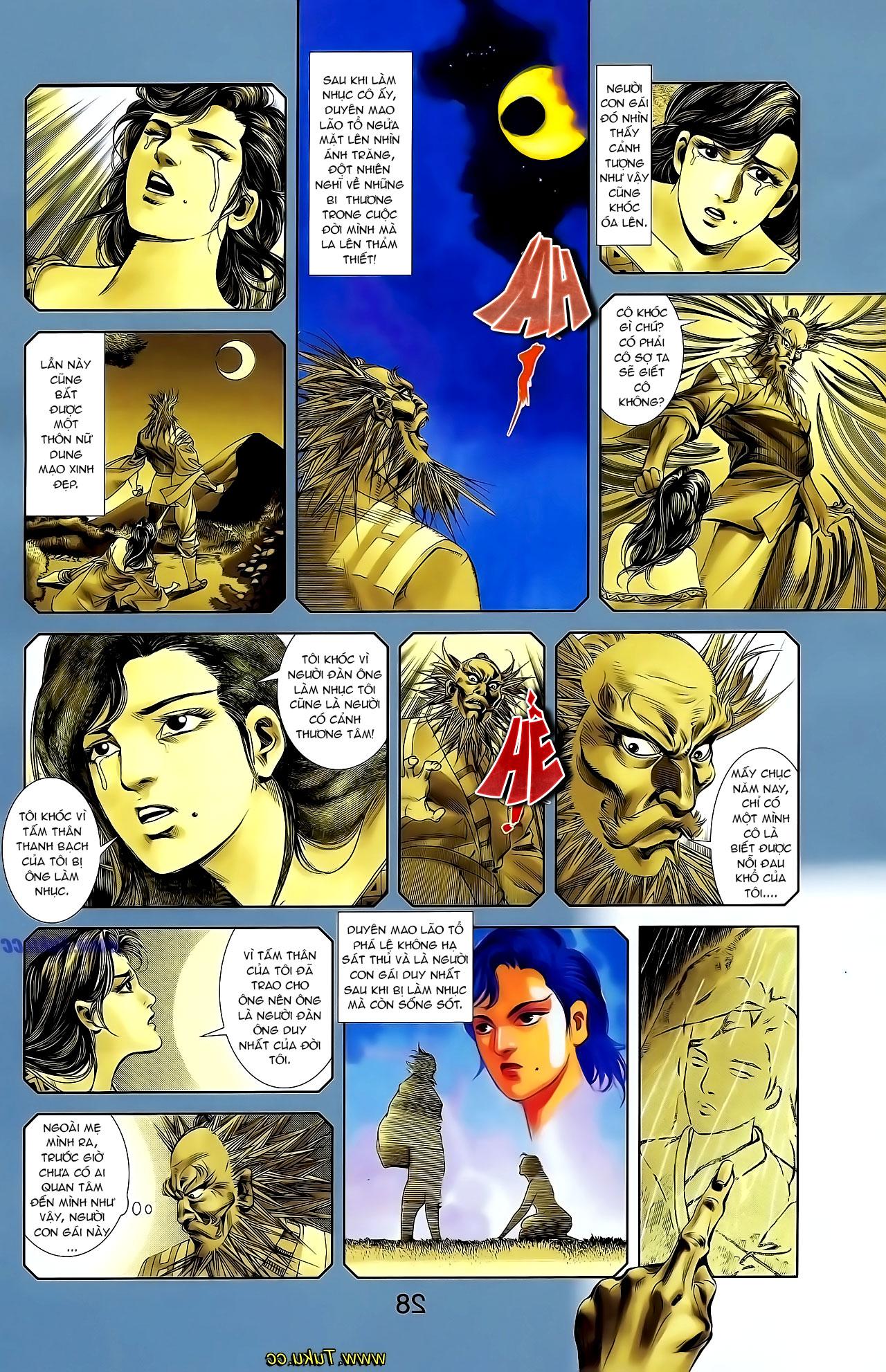 Cơ Phát Khai Chu Bản chapter 129 trang 25