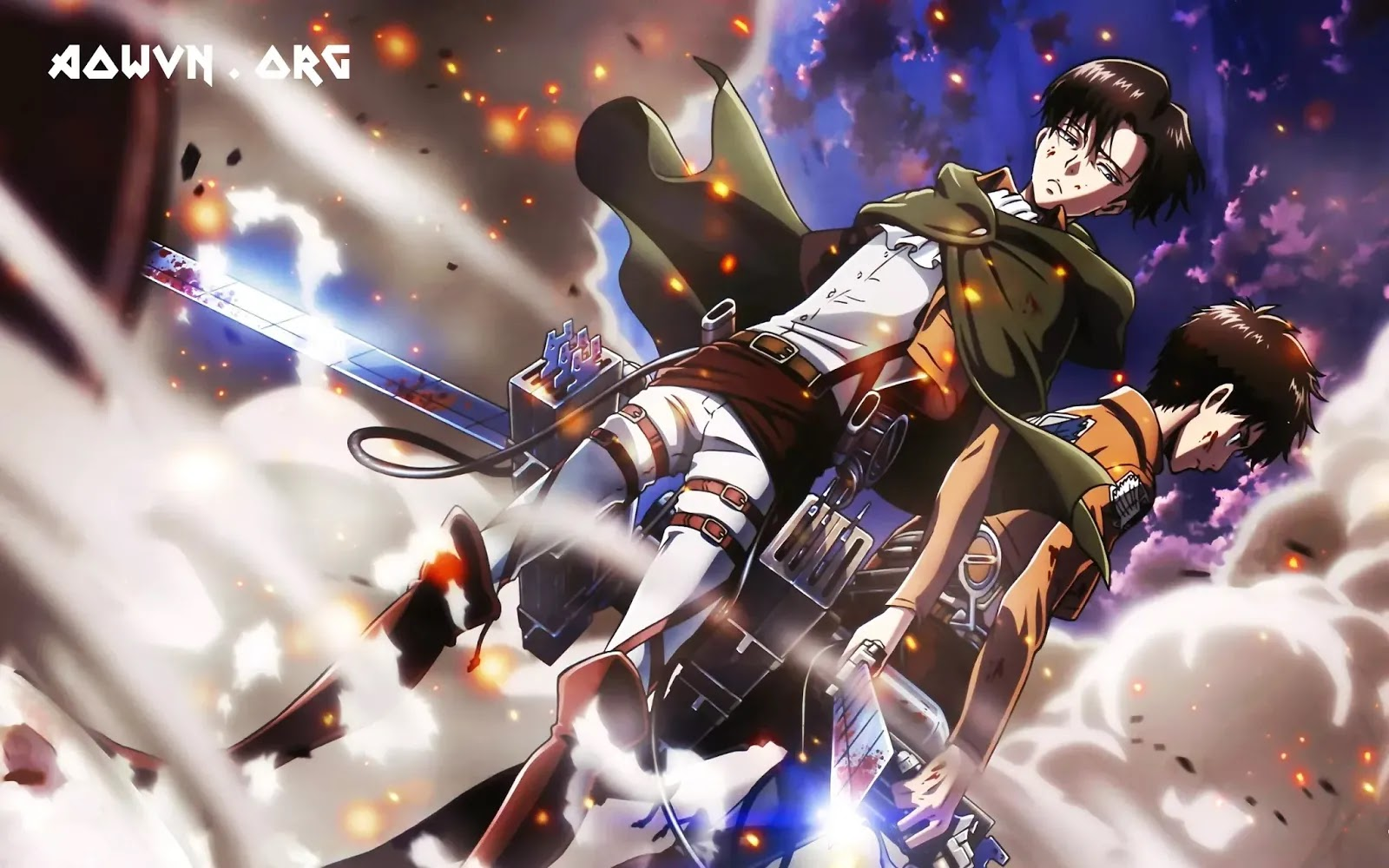 AowVN.org minz%2B%25282%2529 - [ Anime 3gp Mp4 ] Attack On Titan TV & Bluray SS1 + SS2 | Vietsub - Shingeki No Kyojin