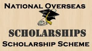 National Overseas Scholarship Scheme