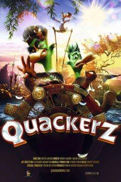 Tiểu Đội Vịt Trời - Quackerz (2016)