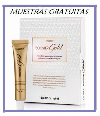 muestras gratis cosméticos leorex