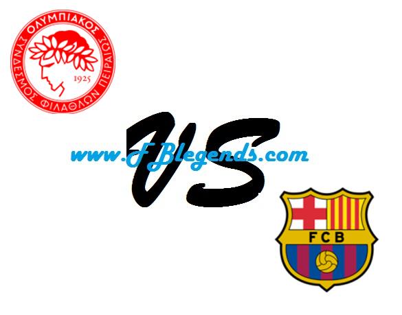 مشاهدة مباراة برشلونة واوليمبياكوس بث مباشر في دوري أبطال أوروبا يوم 18-10-2017 مباريات اليوم barcelona vs olympiacos
