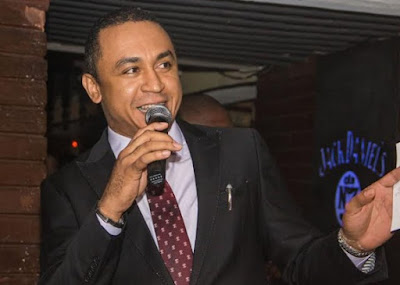 OMG! Read What OAP Freeze Said To TB Joshua