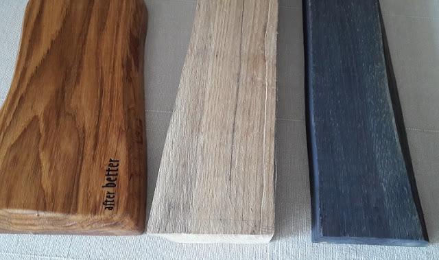 Jak naturalnie barwić drewno?