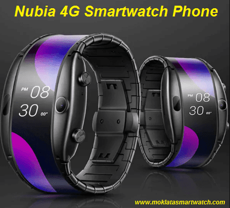 Nubia 4G Smartwatch Phone Specs, Price and Features