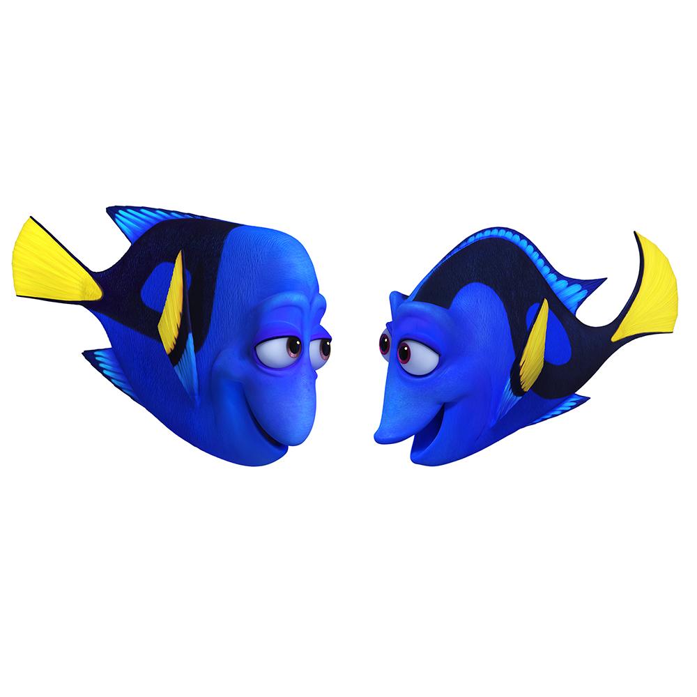 Charlie y Jenny (voces originales en inglés: Eugene Levy y Diane Keaton)