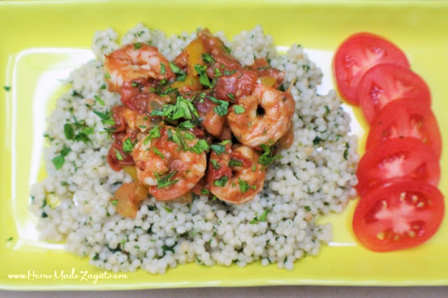 Creole Shrimp Recipe
