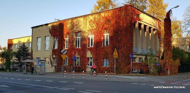 Warszawa Warsaw Wola dom kultury TOR osiedle Koło modernizm Deotymy