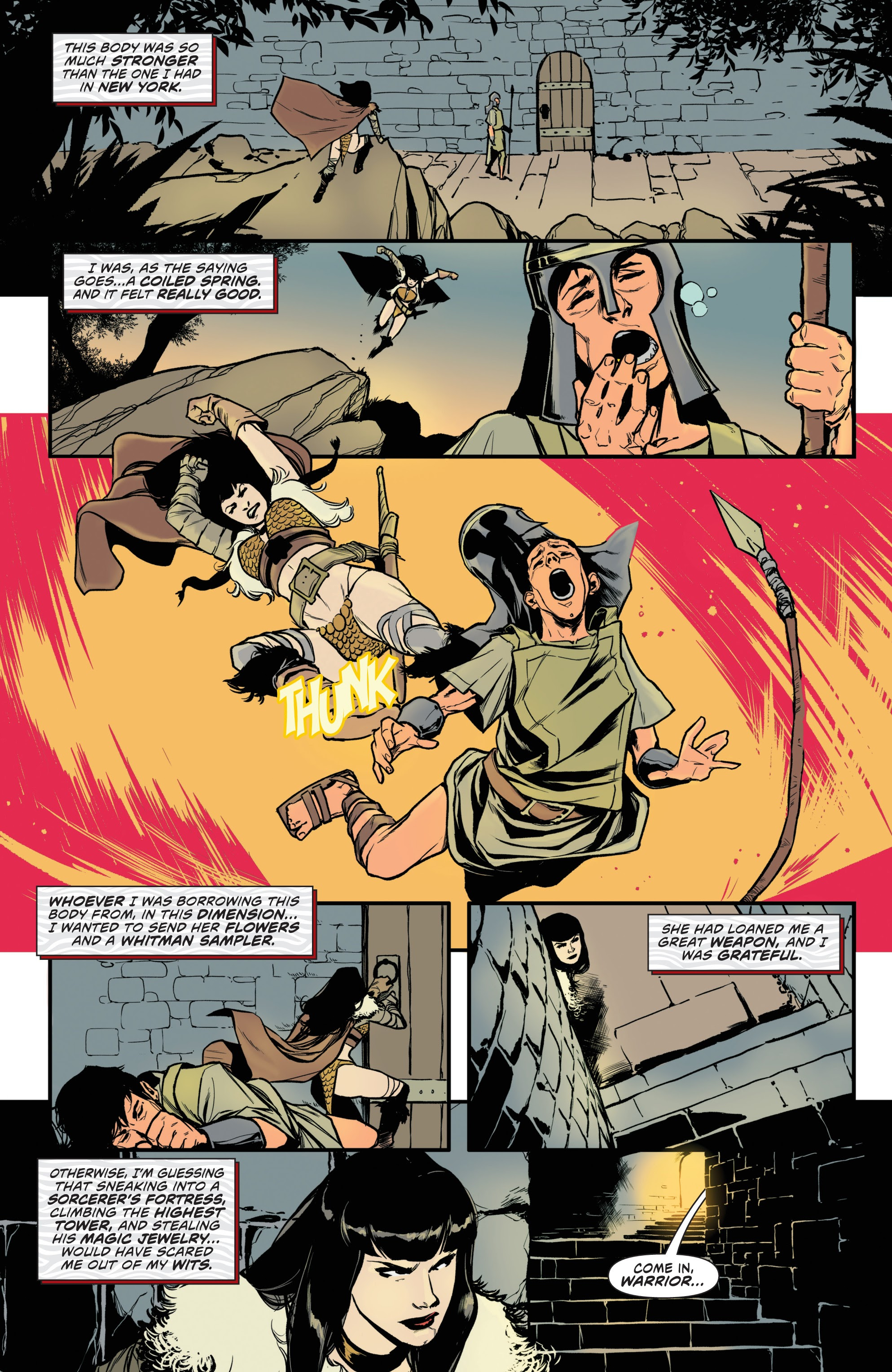 Bettie Page: Unbound #1 - Read Bettie Page: Unbound Issue #1