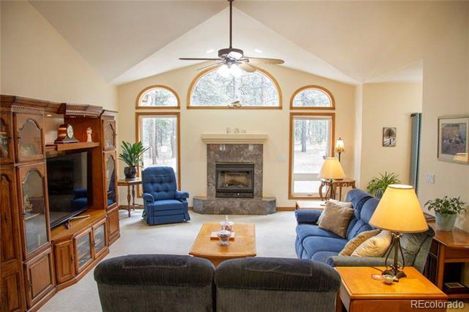 Living Room Wissler Ranch