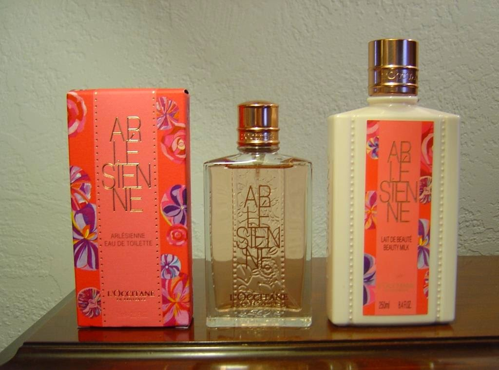 L'Occitane Arlesienne Eau de Toilette and Beauty Milk