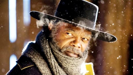 Samuel L. Jackson-The Hateful Eight