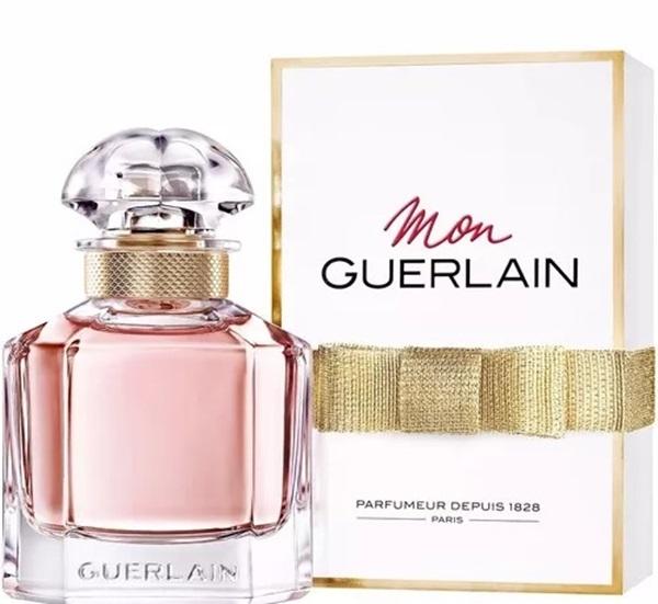 Perfume para Pele  Seca - Mon Guerlain Sensuelle Feminino
