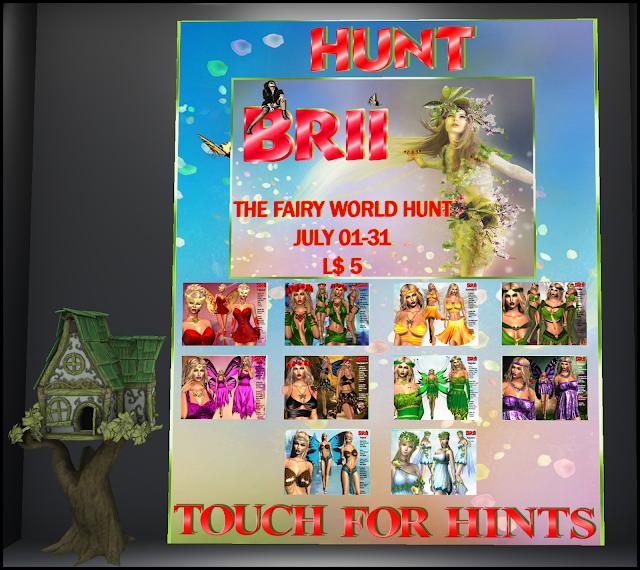 Last Days >> The Fairy World Hunt >> July 01-31