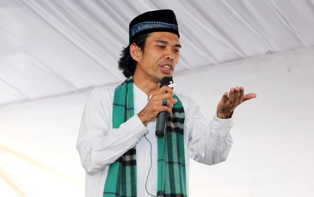 Ustad Somad Dilarang Berceramah, Anggota DPR Ini Singgung PDIP