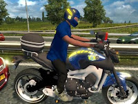 Mod Traffic Bikers Euro Truck Simulator 2