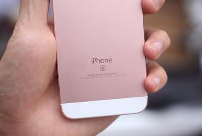 Vẻ đẹp khó cưỡng của iphone se