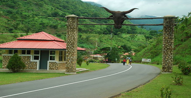 Obudu Resort: The Place Where The Sky Kisses The Earth