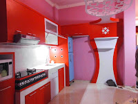 furniture semarang - kitchen set mini bar 03