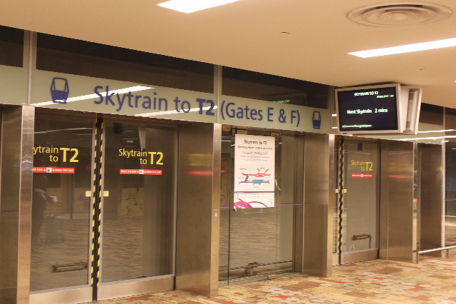 skytrain bandara changi