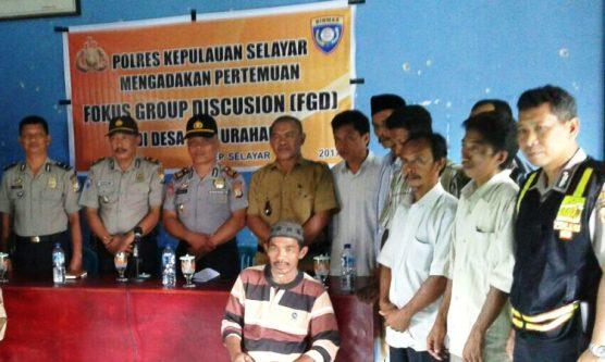 FGD Di Desa Kalepadang, Fahmiy Rahman , Tampil ,Sebagai, Pengarah Acara