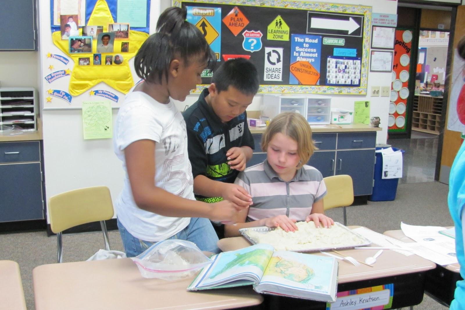 Mrs Seeger S Fourth Grade Class United States Landform