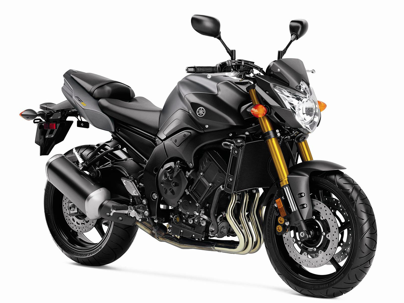 Gambar motor YAMAHA FZ8 2012 Review specifications