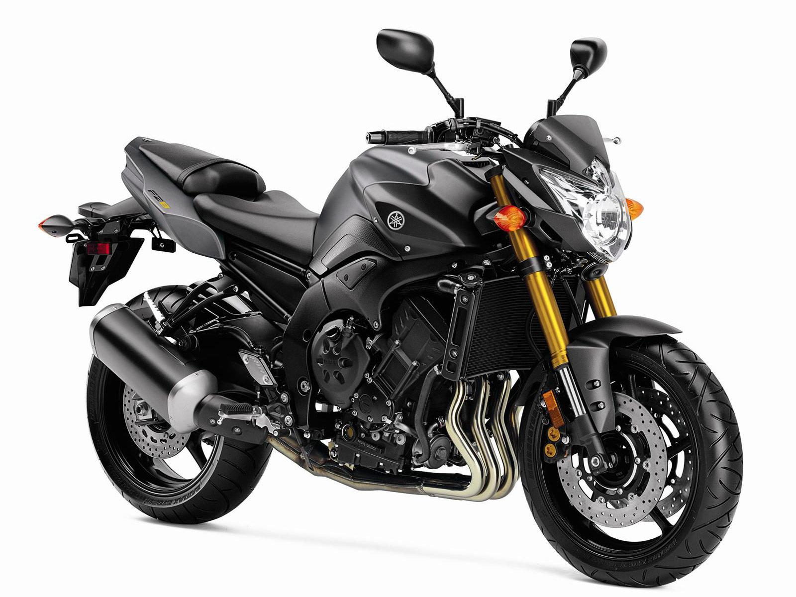 2012 Yamaha FZ8 WGP 50th Anniversary | motorcycle review ...