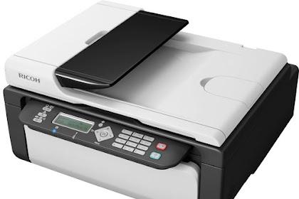 Ricoh SP 100SF Printer Driver Download