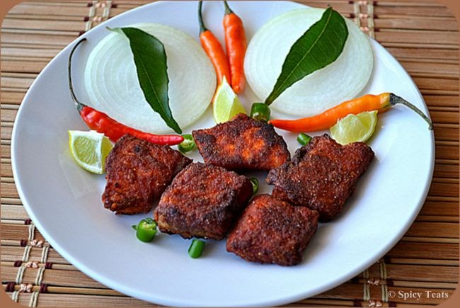 Indian salmon fish - photo#34