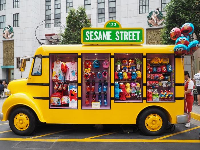Universal Studios Singapore - Sesame Street   joanne-khoo.com