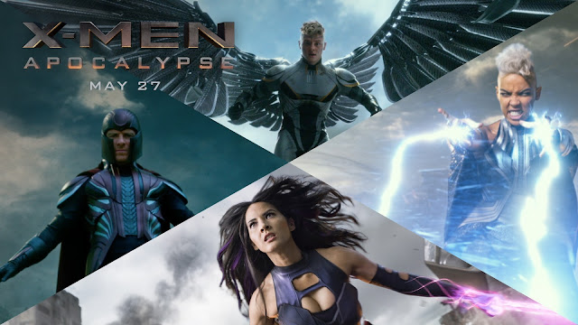 X-Men: Apocalypse – Four Horsemen